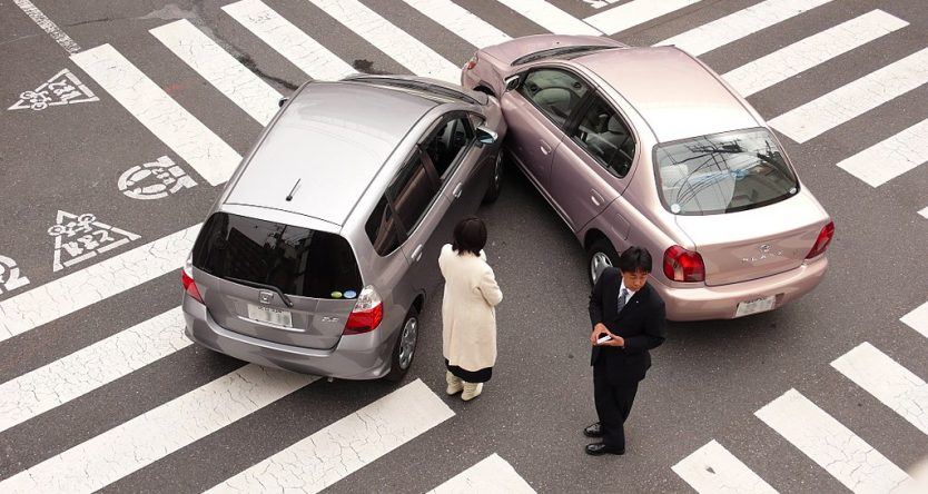 Que faire en cas d'accident automobile
